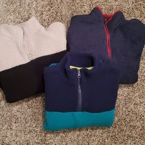 Old Navy Shirts & Tops - 3 Quarter Zip Pullovers